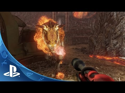 Primal Carnage: Extinction – Launch Trailer | PS4 thumbnail