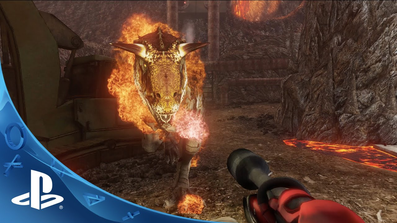 Primal Carnage: Extinction Comes to PS4 on October 20th