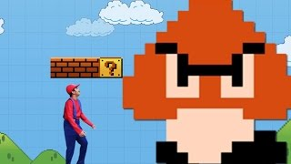Mario Maker real life