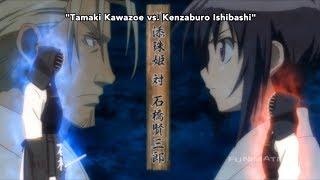 My Favorite Epic Anime Fight: Bamboo Blade; Tamaki vs Kenzaburo