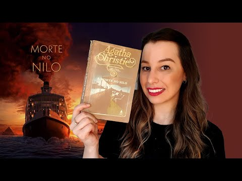 [Eu li] A morte no Nilo, Agatha Christie