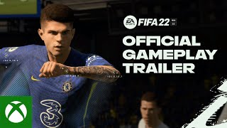 Xbox FIFA 22 | Official Gameplay Trailer anuncio