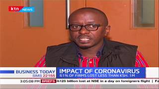 KEPSA ask the government for tax breaks as businesses feel the impact of coronavirus