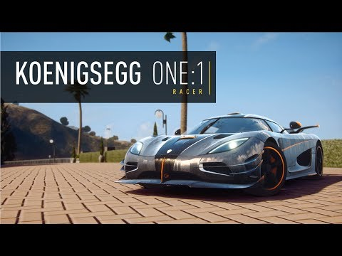 Koenigsegg Agera One:1, Need For Speed