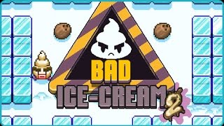 Bad Ice Cream Full Gameplay Walkthrough 2016 Friv games for KIDS Boys Girls #1