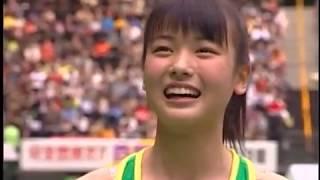 矢島伝説矢島舞美ぶっちぎり100m走~H!Pスポフェス2006