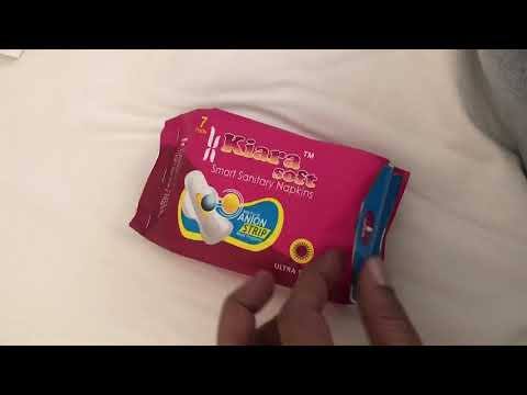 Kiara Soft Anion Sanitary Napkins