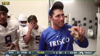 South Oak Cliff High School vs Frisco High School