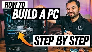 How To Build A PC Step By Step   COMPLETE Tutorial!