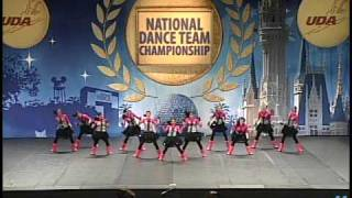UDA Nationals 2010: John Carroll Catholic HS- JV Hip Hop 2nd place