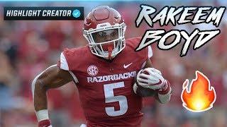 Official Rakeem Boyd Highlights 🔥 Arkansas Star RB ᴴᴰ