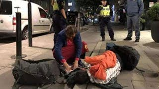 Maltreatment of Chinese tourists in Sweden sparks heated online debate
