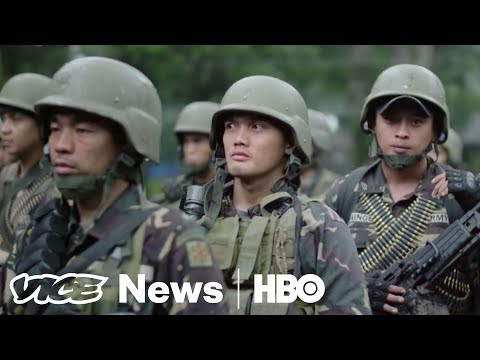 War in the Philippines & Google's $2.7 Billion Fine: VICE News Tonight Full Episode (HBO)