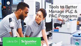 EcoStruxure Control Engineering Software Tools