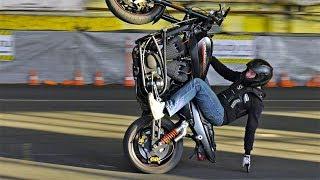 Стант Обзор Harley Davidson XR1200 Sportster