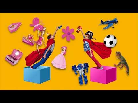 Campaña a favor del juguete no sexista y no violento