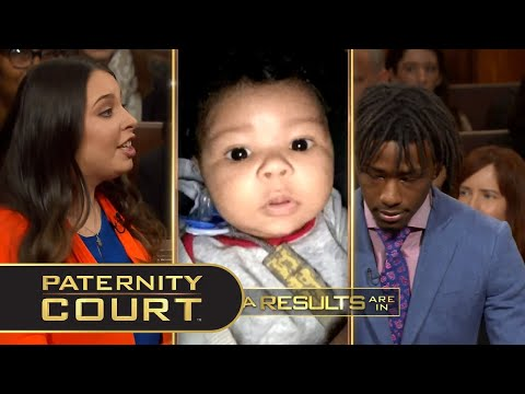 """Woman Says She Likes Her Men With A """"Dash"""" of Ugly (Full Episode)   Paternity Court"""