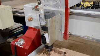 Производство резного декора из массива дерева на ЧПУ станке - РезьбаПро