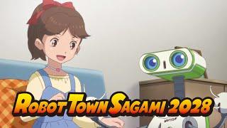 ROBOT TOWN SAGAMI 2028(イントロダクション)