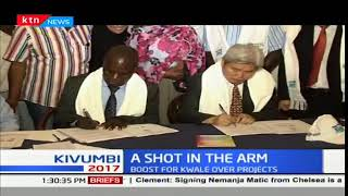 Kwale County enters partnership with Shelter Solutions on Shimoni Integrated Development Project