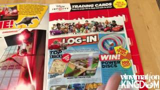 Disney Infinity Magazine 1  - VK Diaries