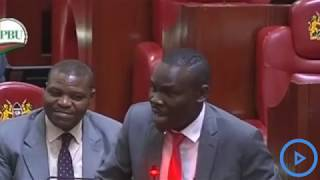 MP Osoro defends claim made by young MPs against Speaker