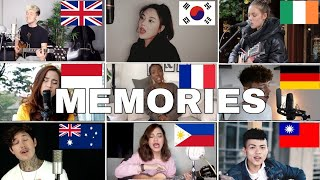 Who Sang It Better : Memories - Maroon 5 (uk,australia,france,germany,taiwan,philippines)