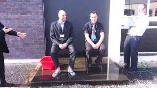 preview picture of video 'Ice Bucket Challenge Derek and Andy of Salford City College'