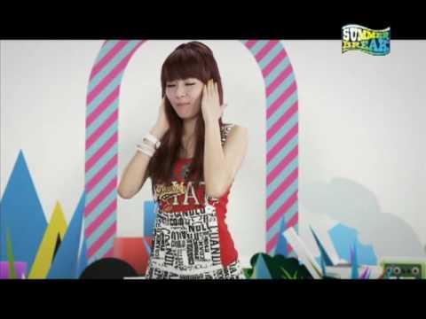 Mighty Mouth, UEE, HYUNA - Love Class