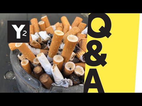 Ob der Pflaster helfen wird, Rauchen aufzugeben