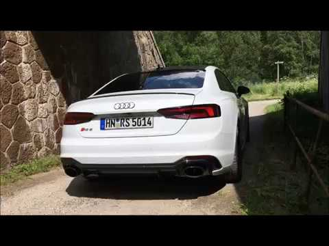 The new Audi RS5 - Soundcheck (2017)