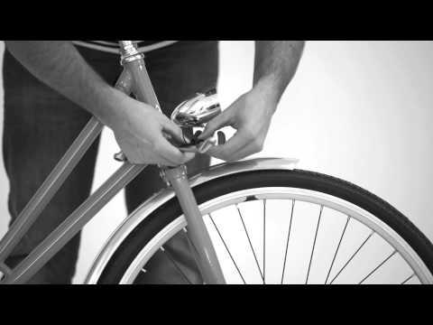 Cómo poner una luz dinamo a tu bicicleta retro - biciclasica.com