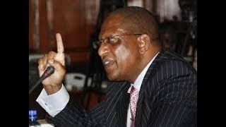 CS Tobiko: Gov't will not compensate Mau eviction victims