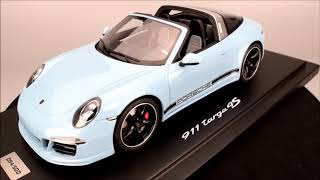 GT Spirit Dealer Edition Porshe 911 Targa 4S