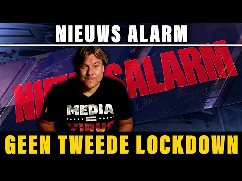 Nieuws alarm: geen tweede lockdown - Jensen