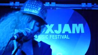 The Ting Tings - Only Love (Live Debut) (HD) - Miranda, Ace Hotel - 29.09.14