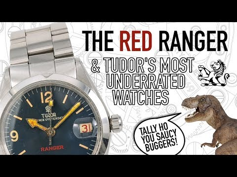 Tudor's Most Controversial & Underrated Watches + Unboxing A Red Ranger & NTH Catalina
