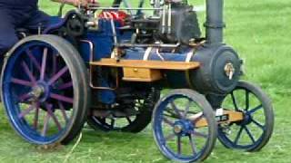 Scale Traction Engine 2