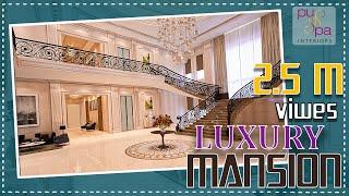 Luxury Mansion 18000 Sqft