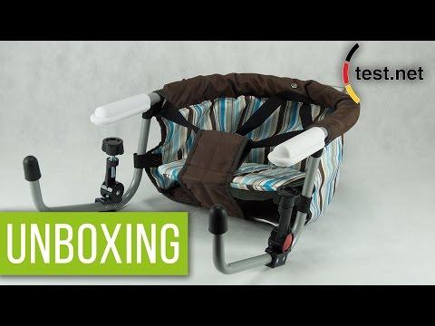 Chic 4 Baby | Tischsitz Relax (Unboxing) | test.net