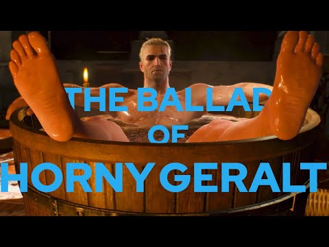 The Ballad of Horny Geralt: A Look At Sexuality In The Witcher Games | Curio