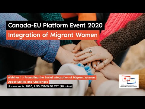 Promoting the social integration of migrant women: opportunities and challenges
