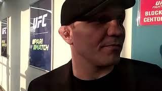 Эксперт #UFC149: «Думаю, что победит Оверим»