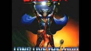 Exciter - Feel The Knife (Long Live The Loud 1985)