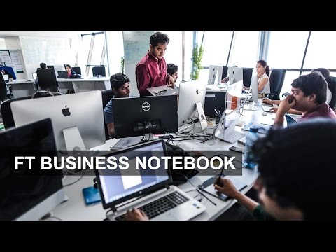 Indian startups chase internet boom I FT Business Notebook