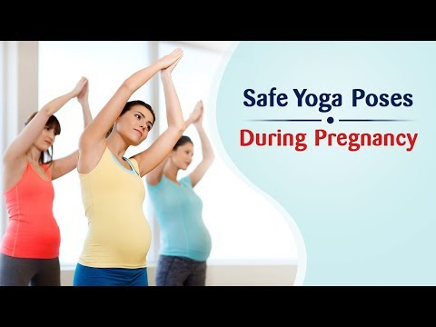 Yoga during Pregnancy - Safe Poses for All Trimesters