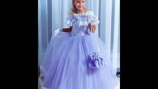 Платья на Выпускной в Детский Сад - фото  - 2018 / Graduation Dresses on kindergarten