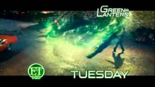 Pre-Review Green Lantern