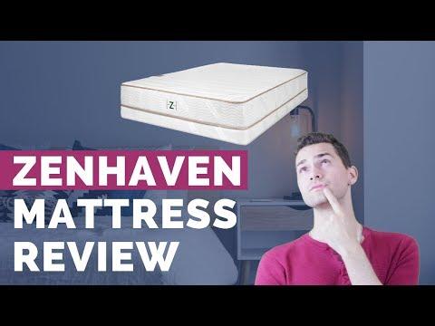 Zenhaven Mattress Review – Best Natural Latex Bed in 2018?