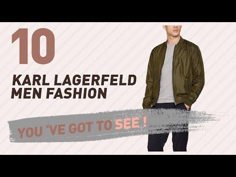 Karl Lagerfeld Men Fashion Best Sellers // UK New & Popular 2017